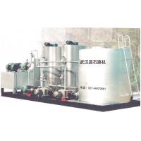 Buy cheap 6-10t Asphalt Emulsion Plant Electric Motor Control 37KW High Power from wholesalers