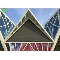 Buy cheap Waterproof P5 Outdoor Full Color LED Display Triangle Shape For Shopping Mall from wholesalers