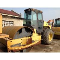 Buy cheap Dynapac CA25Second Hand Road Roller , Pull Behind Rubber Tire Roller For Sale from wholesalers