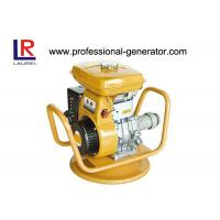 Buy cheap Low Noise Gasoline / Petrol Vibrating Plate Compactor with 45mm Hose Shaft / Recoil Starter from wholesalers