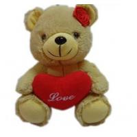 Buy cheap Valentine's Day Plush  bear Toy good quality  gift in factory lovely Teddy bear from wholesalers