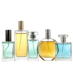 Buy cheap Silk Printing Glass Perfume Aluminum Spray Bottle from wholesalers
