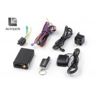 Buy cheap Easy Install Car GPS Tracker For Precise Location , Gps Vehicle Tracking System Diagnostic Function from wholesalers