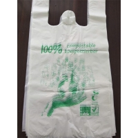 Wholesale Large Biodegradeable Check-Out T-Shirt Bag from china suppliers
