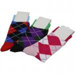 Buy cheap custom logo, design cotton men happy socks with custom design from wholesalers