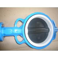 Buy cheap SS410 / SS416 Wafer Butterfly Valve Disc Coated PTFE API 609 / ISO 5752 / BS 5155 from wholesalers