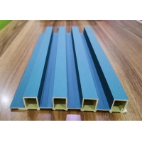 Buy cheap 2021 new type 168 sheet for decoration PVC with Bamboo wood sheet WPC sheet use for Ceiling and Wall from wholesalers