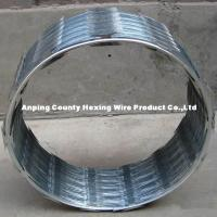 Buy cheap Hot Dipped Galvanized Concertina Razor Barbed Wire from wholesalers