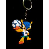 Buy cheap OEM Promotional PVC soft 3D rubber keychain from wholesalers