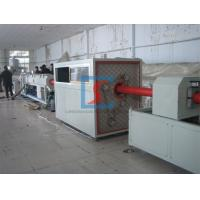 Buy cheap PP Pipe Production Equipments Plastic Pipe Production Line With 90MM D from wholesalers