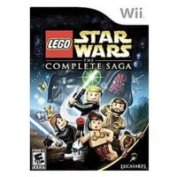 Buy cheap LEGO Star Wars: The Complete Saga (Wii, 2007) from wholesalers