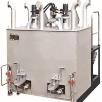Double cylinder hydraulic hot melt kettle XDYF-750kg×2 Manufactures