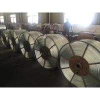 Buy cheap High Tensile ASTM A 475 Galvanized Steel Wire Strand Anti Twisted For Flexible Duct from wholesalers