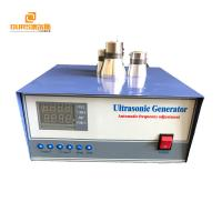 Buy cheap Laboratory Ultrasonic Cleaner Generator , 1000W Ultrasonic Signal Generator from wholesalers