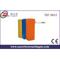 Wholesale Folding Vehicle Barrier Gate For Parking Toll System , Automatic Control Board from china suppliers
