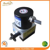 Buy cheap RLX40A draw-wire linear position sensors digital output encoder from wholesalers
