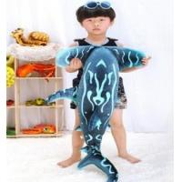 China Stuffed toys Fish 10'' long, Plush toys,Toy sea animals,lovely Toy Gift for aquarium on sale