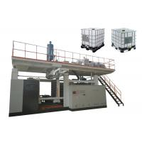 Buy cheap Plastic IBC Tank Blow Molding Machine For 1000L Tank 11 * 5.6 * 6.5m Size from wholesalers