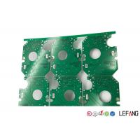 Wholesale Green Solder Mask Double Layer PCB Board 1OZ Copper Thickness HASL Surface Treatment from china suppliers