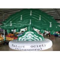 Buy cheap Environmental Theme Inflatable Advertising Products Tree Plant Cartoon Model from wholesalers