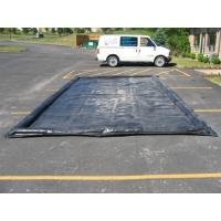 Buy cheap Water Reclamation System Inflatable Car Wash Mat Water Containment Inflatable Wash Pads from wholesalers