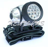 Buy cheap 19 LED Headlamp product