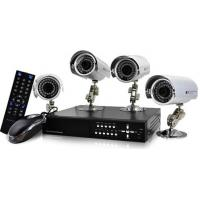 Buy cheap Network DVR KIT With H.264 compression Stand Alone 4ch BNC DVR, Support Sata hard disk from wholesalers