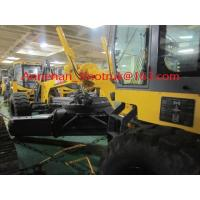 Buy cheap Compact GR135 130HP 11000kg Tractor Road Grader / Small Motor Grader/Road Maintenance Machinery from wholesalers