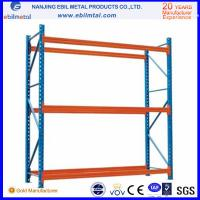 Buy cheap Pallet Rack heavy duty rack with CE, ISO certificate suitable for wood, steel and plastic pallets environment protection from wholesalers