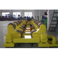 Wholesale Boiler Conventional Welding Rotator , 10 Ton Pipe Rollers For Welding from china suppliers