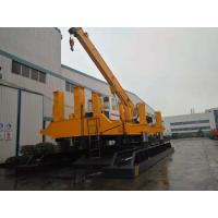 Wholesale No Noise Hydraulic Piling Rig Machine Customized Color One Year Warranty from china suppliers