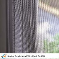 Buy cheap Stainless Steel Insect Screen Mesh|14~20 mesh by Stainless Steel Wire For Window/Door from wholesalers