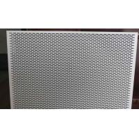 Wholesale 304 304L 316 316L 2mesh 3mesh  5mesh 6mesh 2mm 3mm stainless steel perforated metals from china suppliers