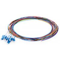 Wholesale F200N Tensile Multimode Fiber Pigtail , High Return Loss LC Fiber Pigtail from china suppliers