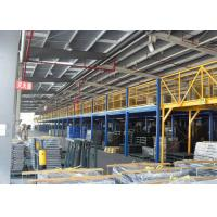 Buy cheap Large Load Capacity Structure Mezzanine Floors Platform For Industrial Warehouse Storage from wholesalers