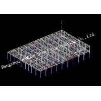Buy cheap Pipe Truss Planning Structural Engineering Designs America Standard Consulting Firm from wholesalers