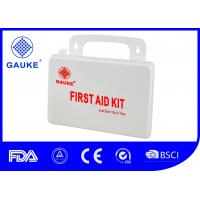 Buy cheap Personalised Daycare Laboratory First Aid Kit , Wilderness Survival Kit Portable from wholesalers