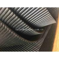 Buy cheap Smooth / Pattern Surface Rubber Mats , NR Rubber Sheet For Engine Room from wholesalers