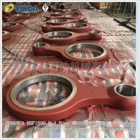 Wholesale Connection Rod Mud Pump Crankshaft HONGHUA HHF1600 Conveying Mud Flushing Fluids from china suppliers