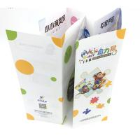 Wholesale Foldable Hardcover Brochure Printing Art Paper Round And Square Corner from china suppliers
