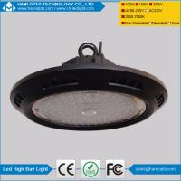 Buy cheap LED 150W UFO LED High Bay Lighting,300W HPS/MH Bulbs Equivalent,Super Bright Commercial Lighting, LED High Bay Lights from wholesalers