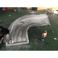 Buy cheap aluminum casting wave slide rotational mould from wholesalers