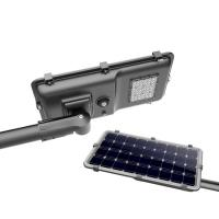 Wholesale Silver Color Solar LED Parking Lot Lights , 20w Solar Street Light Photocell from china suppliers