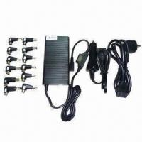 Buy cheap 3-in-1 Automatic Universal Laptop AC/DC Adapter with LCD Display and 15 to 24V Output Voltages from wholesalers