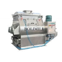 Buy cheap Stainless Steel Food Whey Protein 300L Powder Mixing Machine from wholesalers