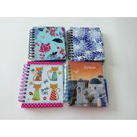 Buy cheap wire- o binding note book printing from wholesalers