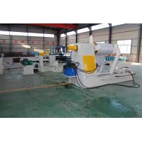Buy cheap Heavy Duty Coil Slitting Machine With Hydraulic Uncoiler And Recoiler 15 - 35 Tons from wholesalers