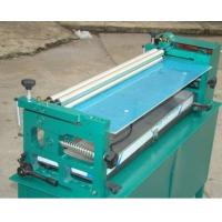 Buy cheap Easy Operation Glue Applicator Machine , Total 3KW Industrial Glue Spreader from wholesalers