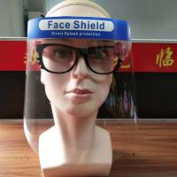 Wholesale Protective Safety Eco Friendly Face Shield For Protecting Eyes And Face from china suppliers