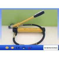Wholesale CP-180 Manual Hydraulic Hand Pump Used Along With Hydraulic Jack from china suppliers